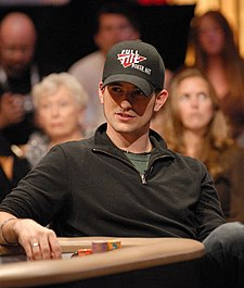 Paul Wasicka vuoden 2007 NBC National Heads-Up Poker Championship