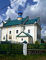 Pavlivka Ivanychivskyi Volynska-Saint Michael church-south-east view.jpg