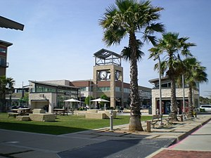 Pearland Town Center - Image: Pearland Town Center