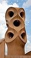 Pedrera Chimneys 4 (5836985463).jpg
