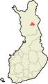 Pelkosenniemi Suomen maakuntakartalla.png