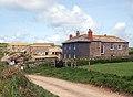 Pentire Farm farmhouse - geograph.org.uk - 1294293.jpg