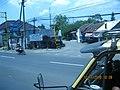 Perempatan pabrik es Kasri, Pandaan (menuju Pabrik Es Kasri milik Perusahaan Daerah Panca Wira Usaha Jatim) - panoramio.jpg
