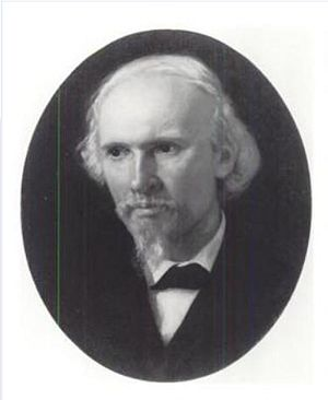 Peter F. Rothermel - Peter F Rothermel, ca. 1885.