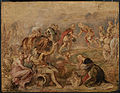 Peter Paul Rubens (Flemish - Meeting of King Ferdinand of Hungary and Cardinal-Infante Ferdinand of Spain at Nördlingen - Google Art Project.jpg