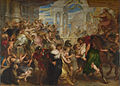Peter Paul Rubens - The Rape of the Sabine Women - WGA20310.jpg