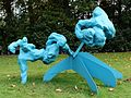 Peter Rogiers Two reclining figures on a calder base 2006.jpg
