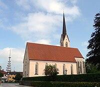 Pfarrkirche St. Laurentius, Obing.JPG