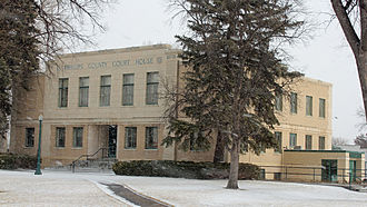 Phillips County, Colorado - Image: Phillips County Courthouse