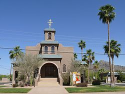 Phoenix - Saint Stephen Byzantine Catholic Cathedral - 2.jpg