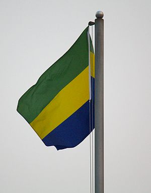 Photo Flag Gabon.JPG