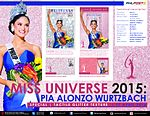 Pia Wurtzbach 2016 stampsheet of the Philippines.jpg