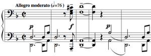 an introduction to the analysis of the piano sonata in the classical period Write like mozart: an introduction to classical music composition  if we  descend or ascend in a series of perfect fifths, we cycle through all of the 12 keys  starting  lesson 7 - analysis: mozart, piano sonata, k 533, iii8:17.