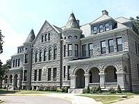 Pickford Hall, Virginia Union University.JPG