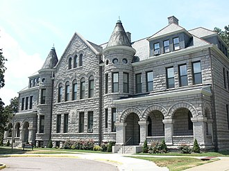 Virginia Union University - Pickford Hall, Virginia Union University