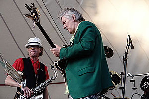 Danish jazz - Pierre Dørge and T.S. Høeg   Copenhagen Jazz Festival