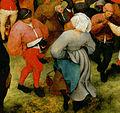 Pieter Bruegel de Oude - De bruiloft dans (Detroit) detail2.jpg