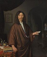 Portrait of Johannes van Crombrugge