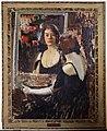 Pietro gaudenzi, ritratto della contessa adelaide odorico castiglioni, 1910 ca.jpg