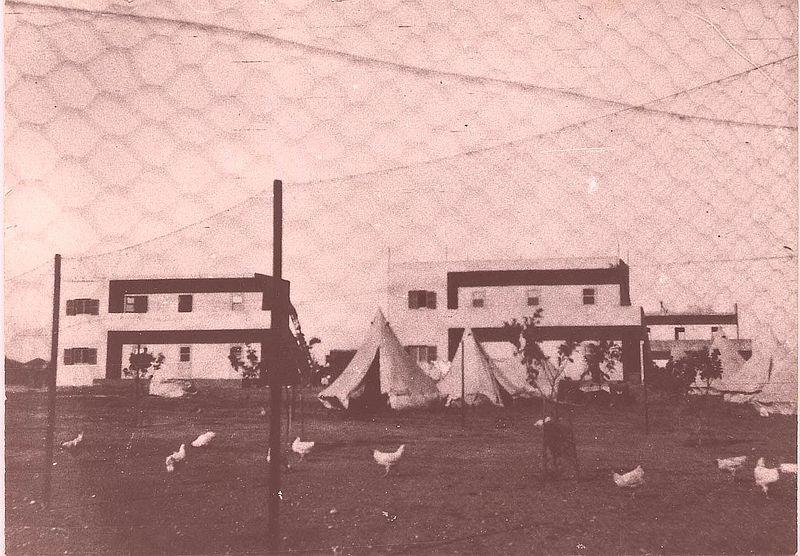 רודגס, פתח תקוה 1930