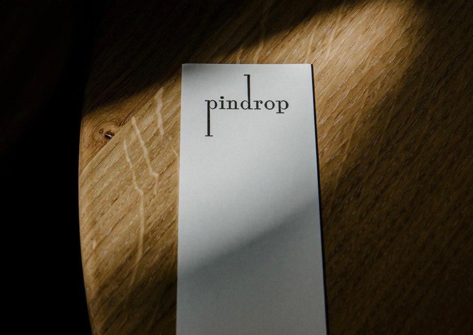 Pin Drop Studio bookmark