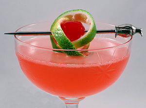 Pink Lady (cocktail)