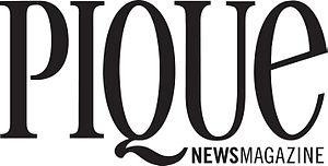 Pique Newsmagazine - Image: Pique Newsmagazine Logo