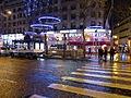 Pizza Pino des champs, Paris décembre 2013.jpg