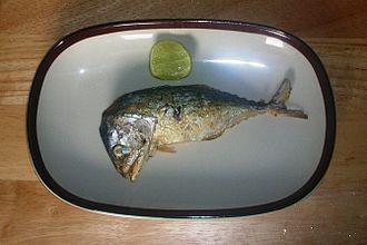 Short mackerel - Ready to eat pla thu