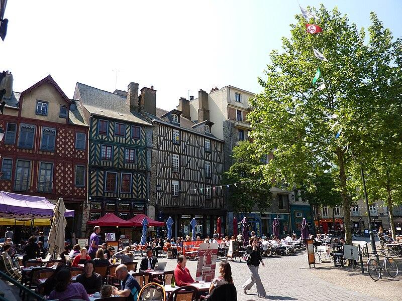 Rue Sainte Anne Restaurant