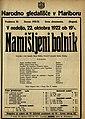 Plakat za predstavo Namišljeni bolnik v Narodnem gledališču v Mariboru 22. oktobra 1922.jpg