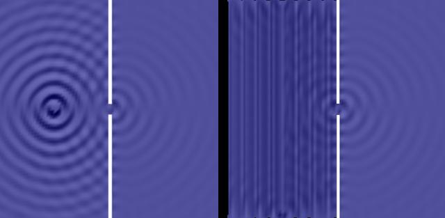 Isolation einer Elementarwelle image source