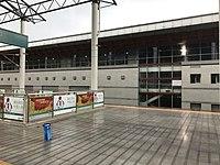 Platform of Chenzhou West Station 5.jpg
