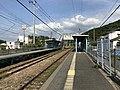 Platform of Dainyu Station 2.jpg