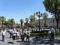 Plaza de Armas de Arequipa, en 2011.jpg