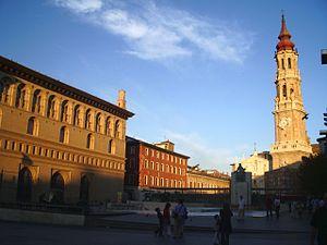 Zaragoza - La Seo Cathedral