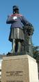 Poeldijk standbeeld F Verburch carnavalstijd.png
