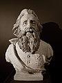 Poitiers - Musée Sainte-Croix - Aimé Octobre - Buste du Père Camille de La Croix, 1912 - 20140301 (1).jpg