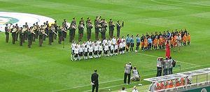 DFB-Pokal (women) - Final 2007 in the Olympic Stadium (Berlin)