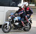 Police motorcycle in Albania 06.jpg