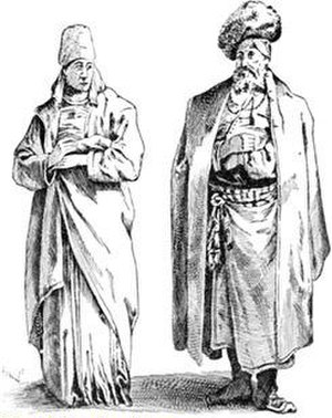 History of the Jews in Europe - A Jewish couple, Poland, c. 1765