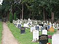 Polish cemetery in Blockley 2 - geograph.org.uk - 675985.jpg