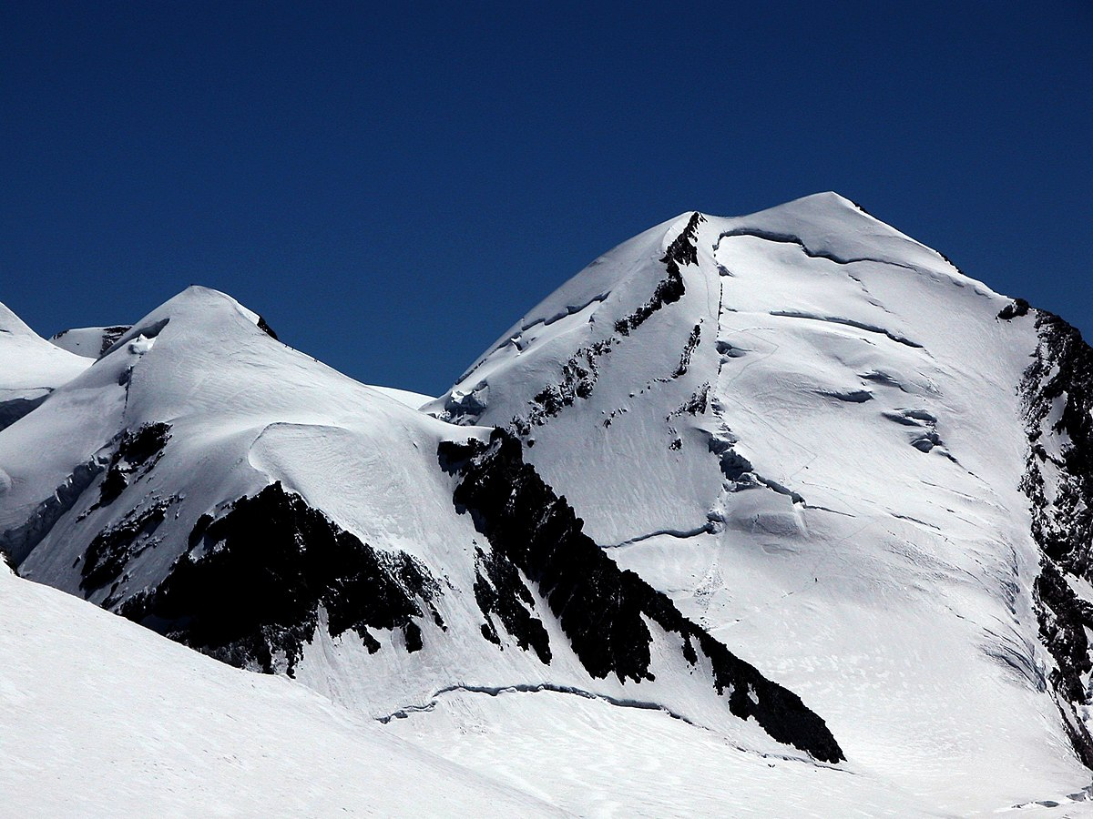 Castor (mountain) - Wikipedia
