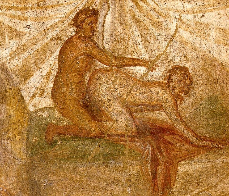 Большая эротика в древней греции русскую трахает против