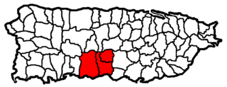 Ponce metropolitan area human settlement in United States of America