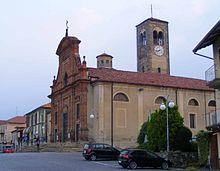 La parrocchiale di San Lorenzo