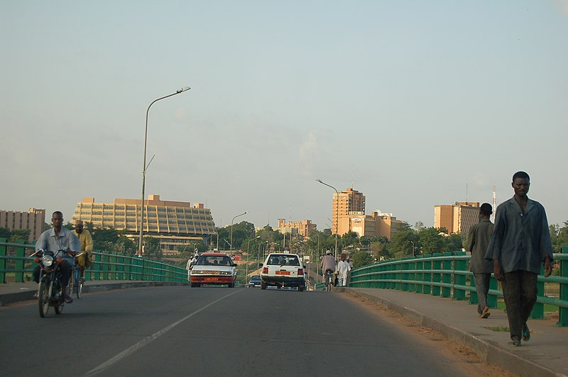 niamey niger - fourth of the top 10 warmest cities in the world
