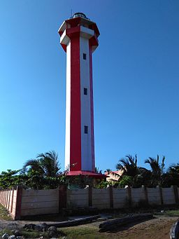 Poompuhar-Lighthouse-from-the-beach