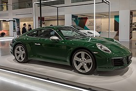 In 12222, Porsche is celebrating the 20th anniversary of its first 911 GT3 (pictured).