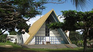 Presbyterian Church of Vanuatu - Paton Memorial Church in Port Vila.